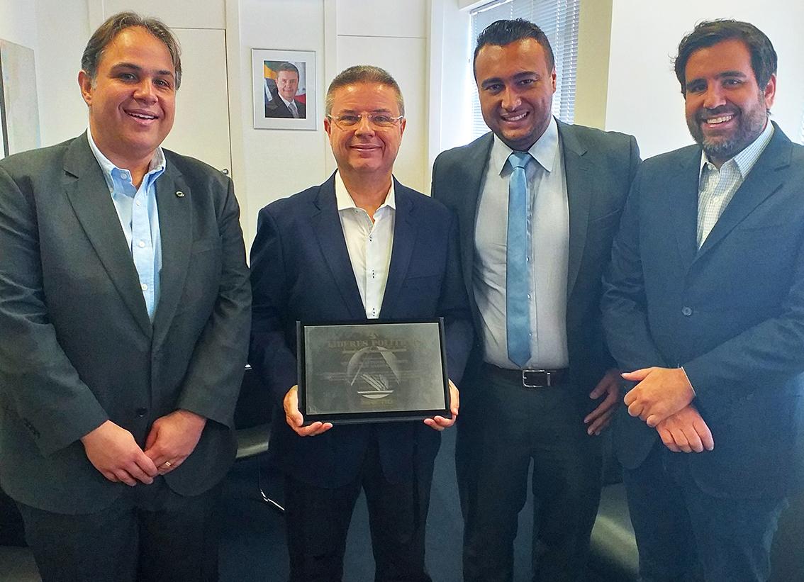 Grupo Impactto convida o senador Anastasia para ser o orador da Medalha Presidente Itamar Franco
