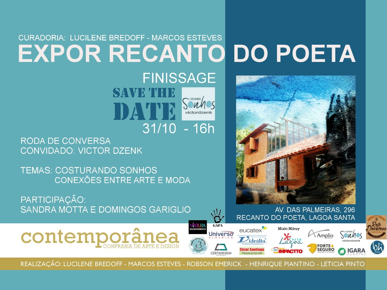 Finissage Expor Recanto do Poeta