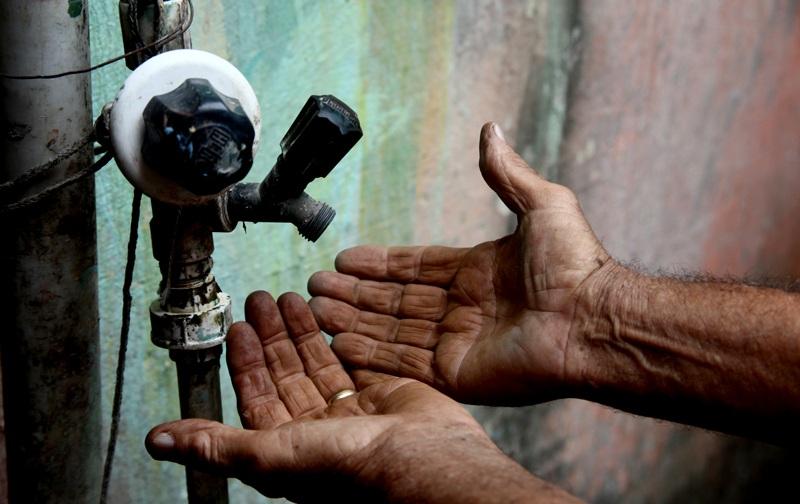 Prefeitura notifica Copasa por problema de falta de água