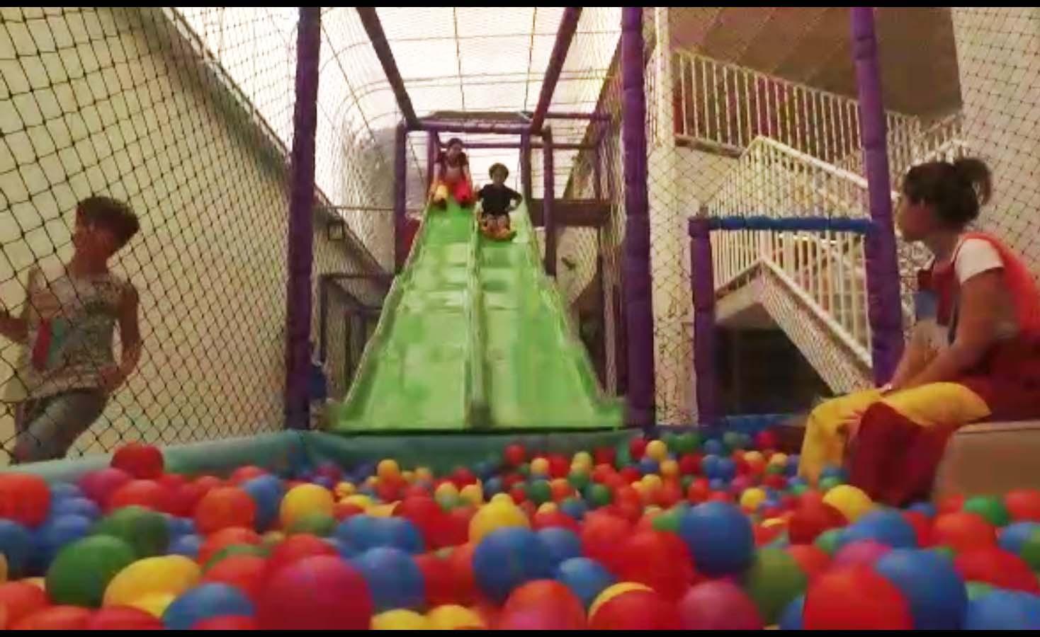 Day Use da Kaboom Festas oferece várias atrações no Dia das Crianças