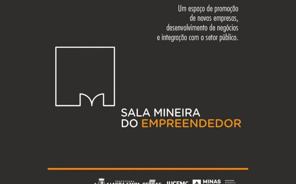 Prefeitura inaugura Sala Mineira do Empreendedor