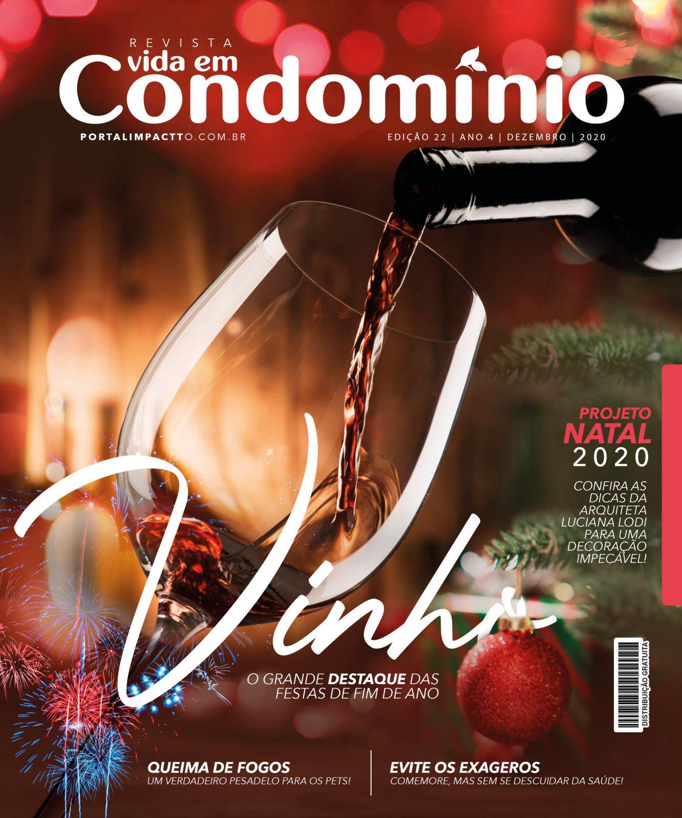 Revista Vida em Condomínio - Edição 22