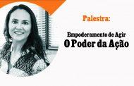 Dora Dolabela realiza palestra gratuita no CVT/UAITEC
