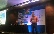 Vereador Fabiano Moreira é destaque no COBEM