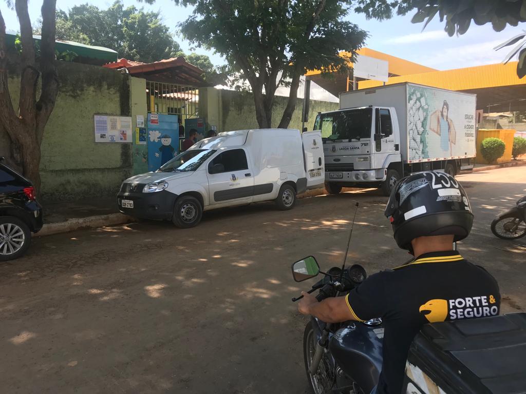 Forte & Seguro monitora entrada e saída de alunos em escolas públicas e privadas de Lagoa Santa