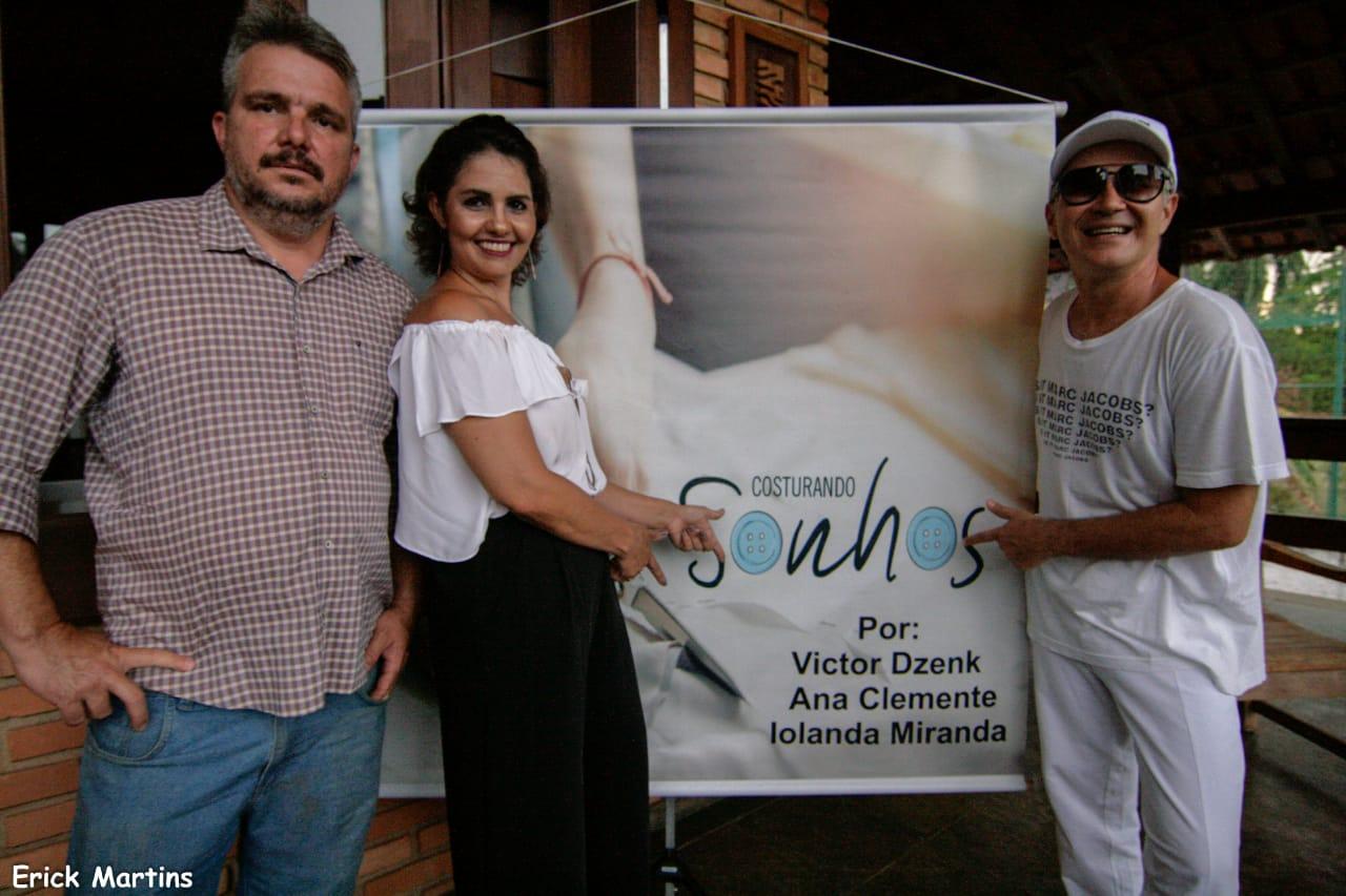Expor Recanto do Poeta é encerrada com a presença de convidados especiais