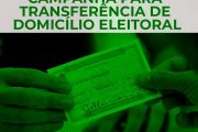 Campanha para transferência de domicílio eleitoral chega a Lagoa Santa
