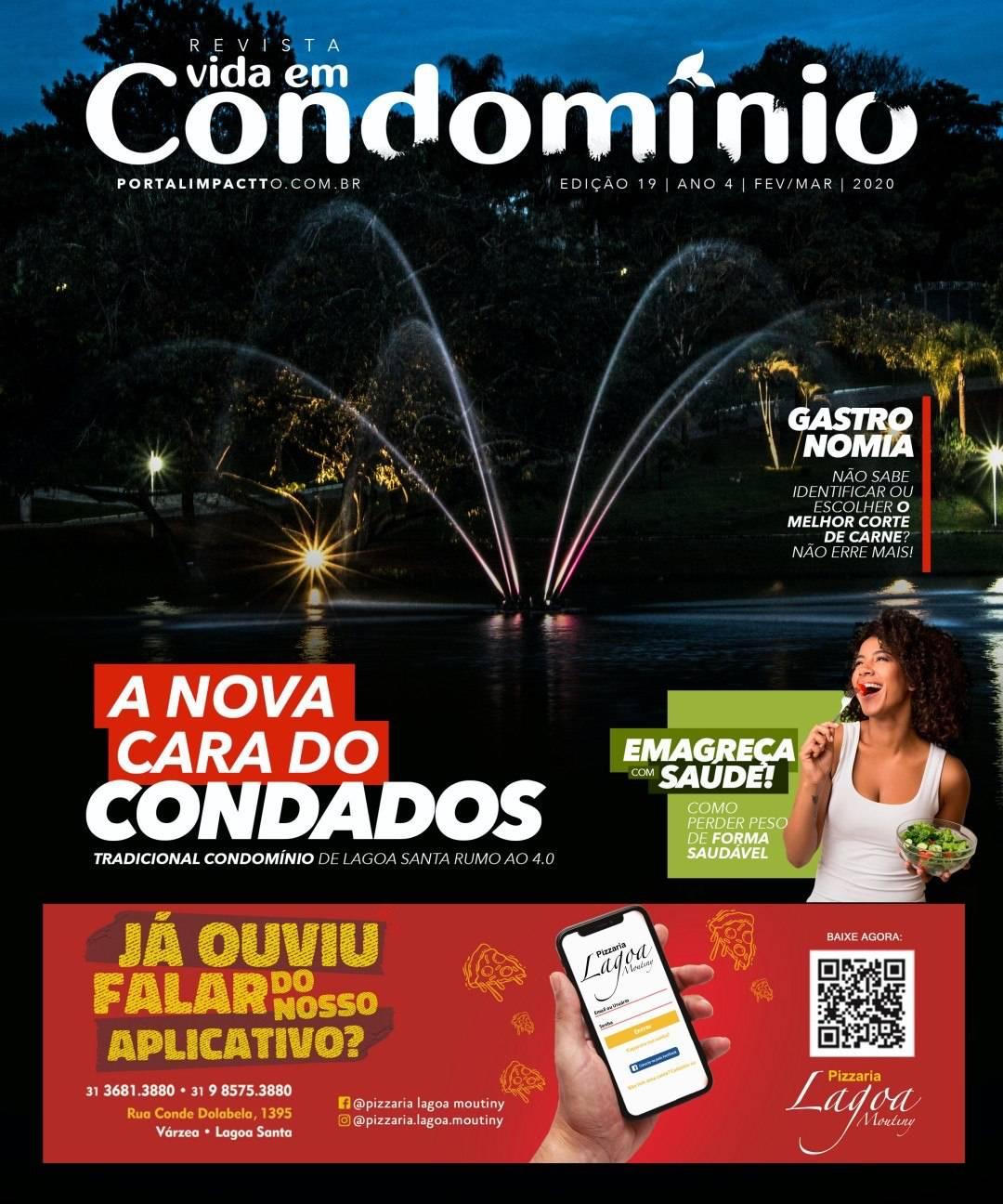 Revista Vida em Condomínio - Edição 19