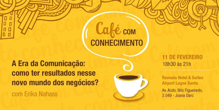 Café com Cultura Lagoa Santa