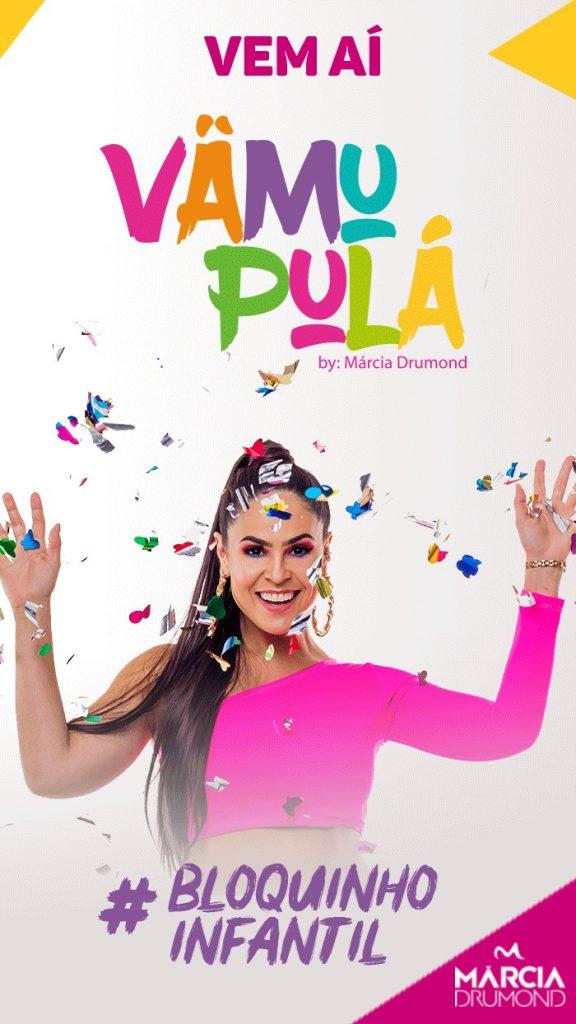 Vamu Pulá by Marcia Drumond