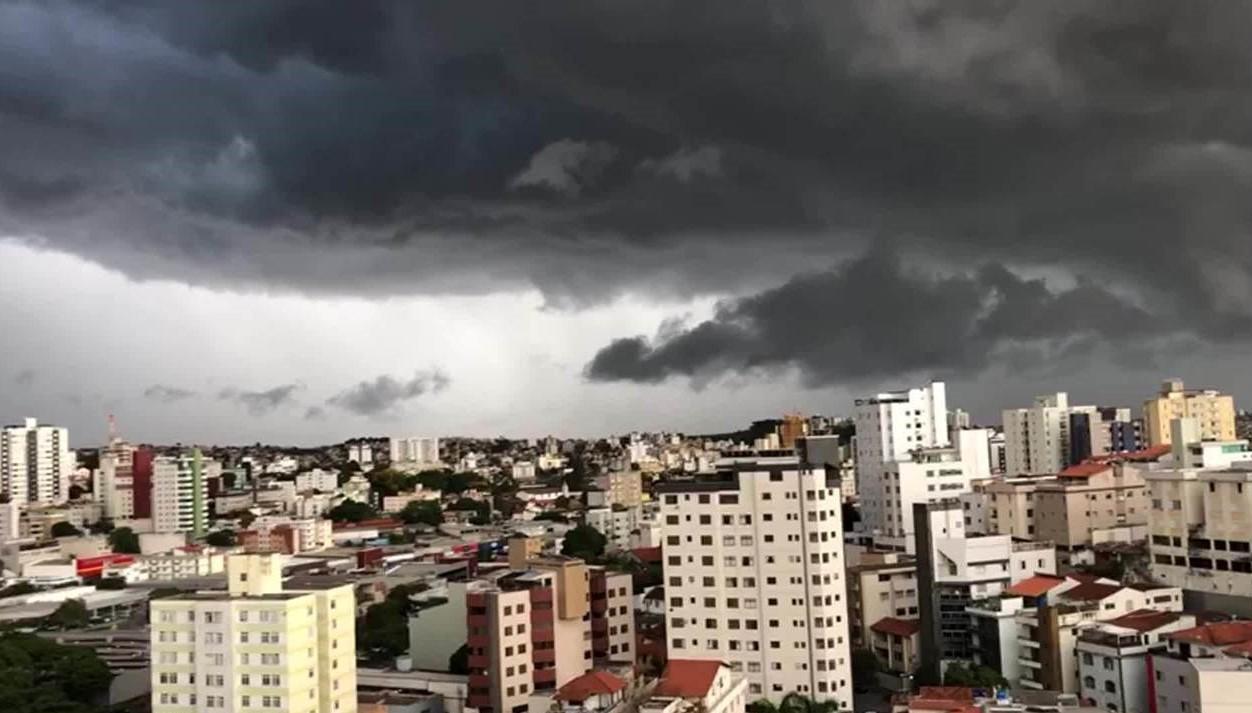 Belo Horizonte pode ter pior chuva do ano nesta sexta-feira