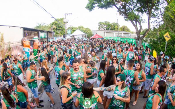 Bloco Piquinzada realiza pré-carnaval no próximo dia 8