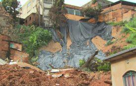 Chuvas deixam 44 mortos até agora