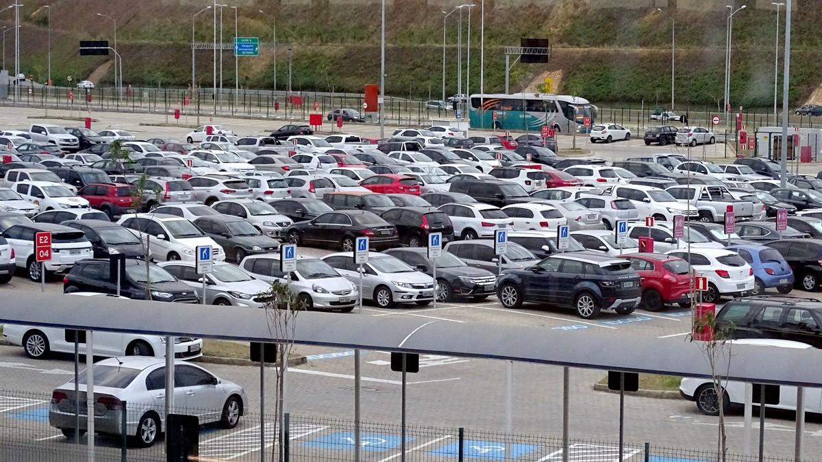 Estacionamento do Aeroporto Internacional de BH tem novas tarifas a partir de hoje