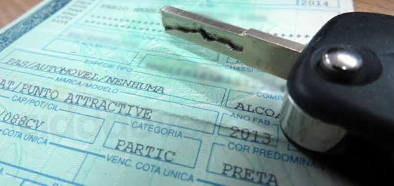 Começa na próxima segunda-feira o pagamento do IPVA em Minas Gerais