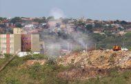 Prefeitura interdita espaço usado para descarte de materiais no Sobradinho