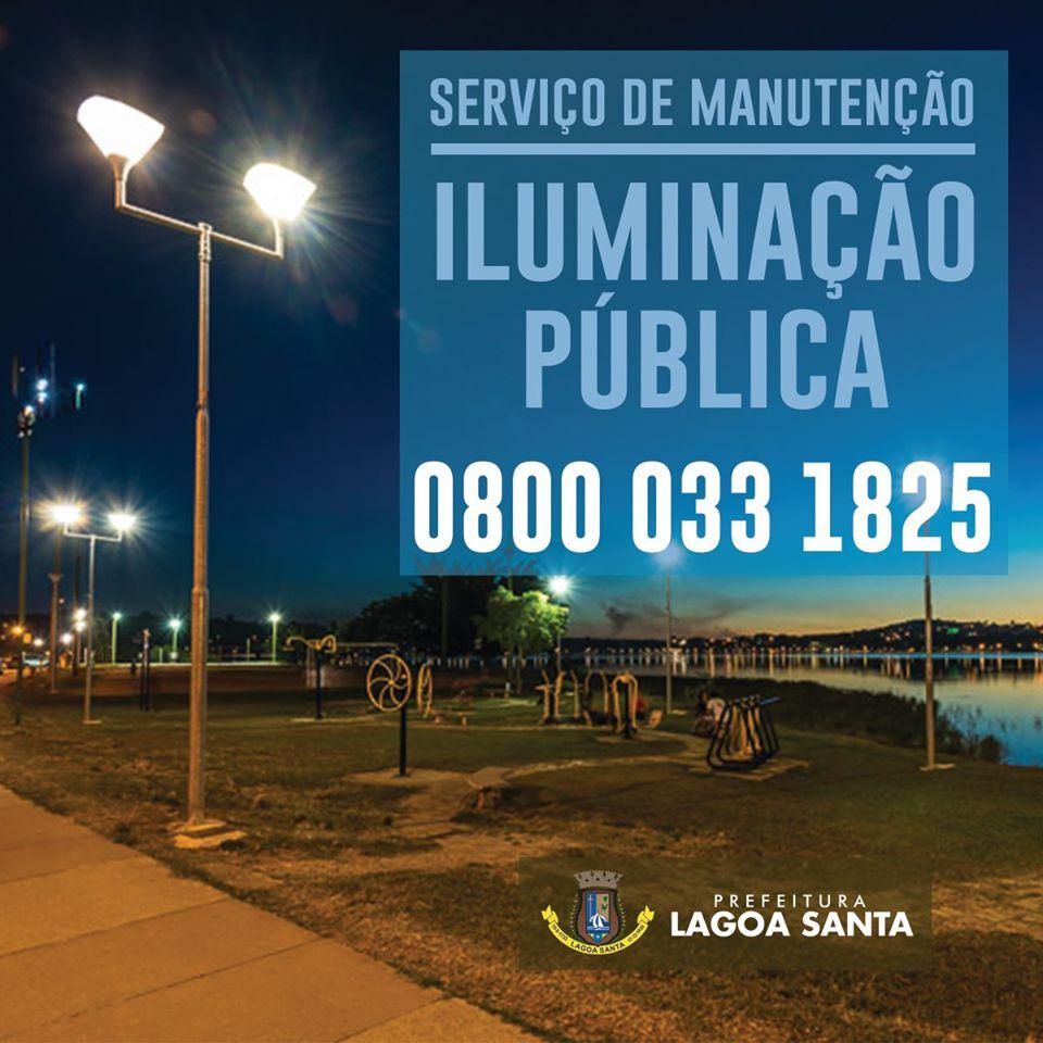 CSC assume serviços de manutenção da iluminação pública