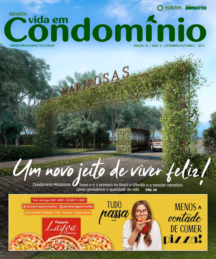 Revista Vida em Condomínio - Ed 18