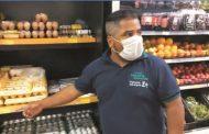 Vereador Leandro Cândido registra a alta dos preços na cidade