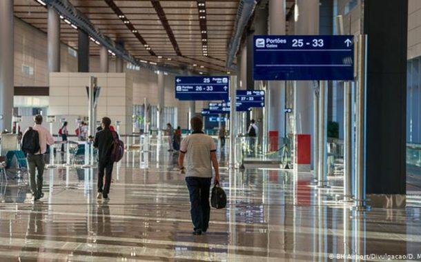Voos internacionais serão reduzidos no Aeroporto Internacional de Belo Horizonte