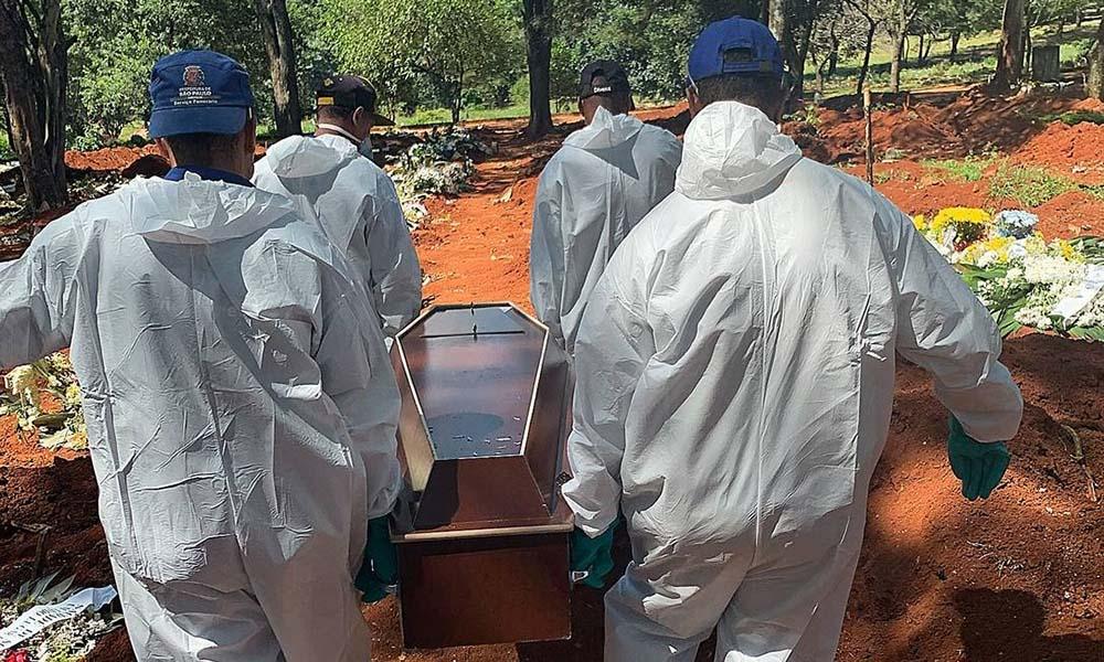 Autorizados enterros e cremações sem atestado de óbito registrado em cartório