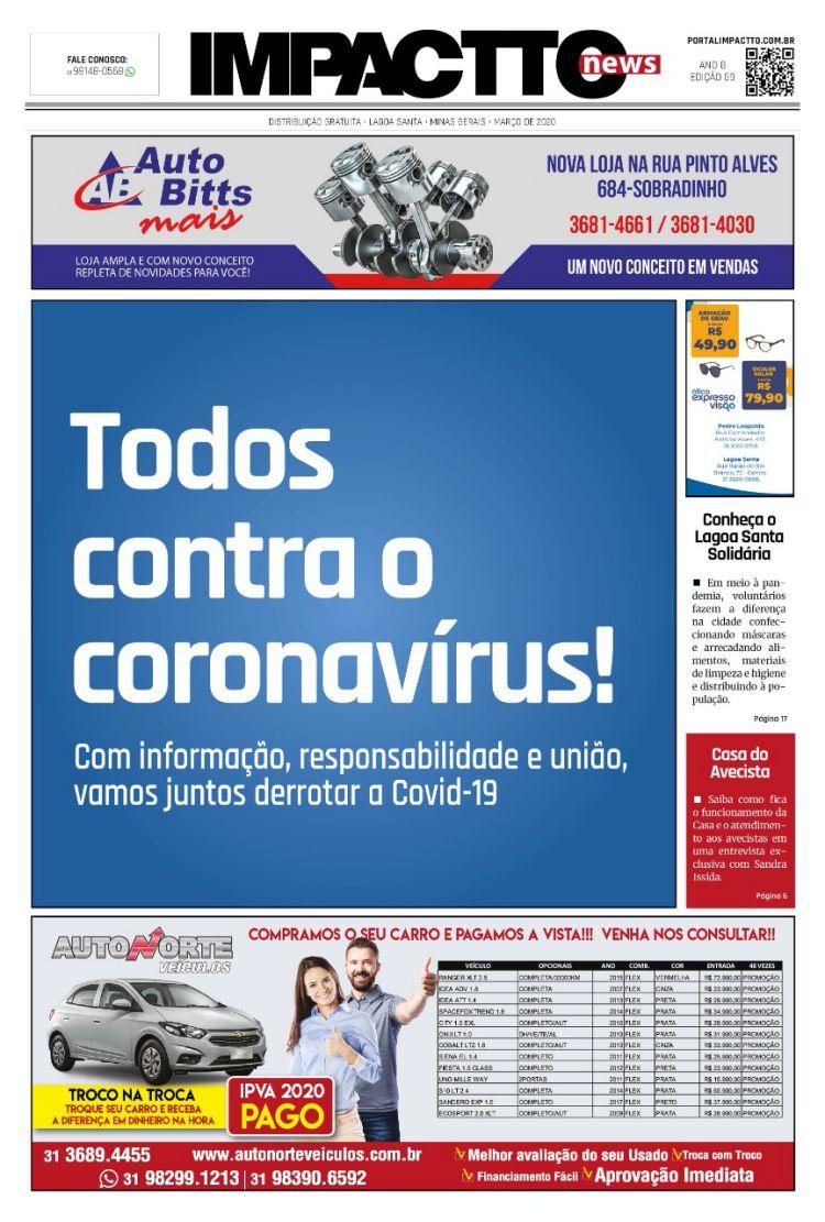 Edição 69 - Jornal Impactto News!