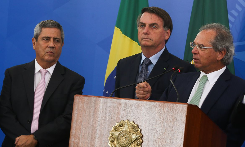 Governo anuncia R$200 bilhões para socorrer trabalhadores e empresas