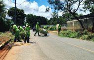 Serviços de limpeza urbana e coleta seletiva seguem funcionando normalmente
