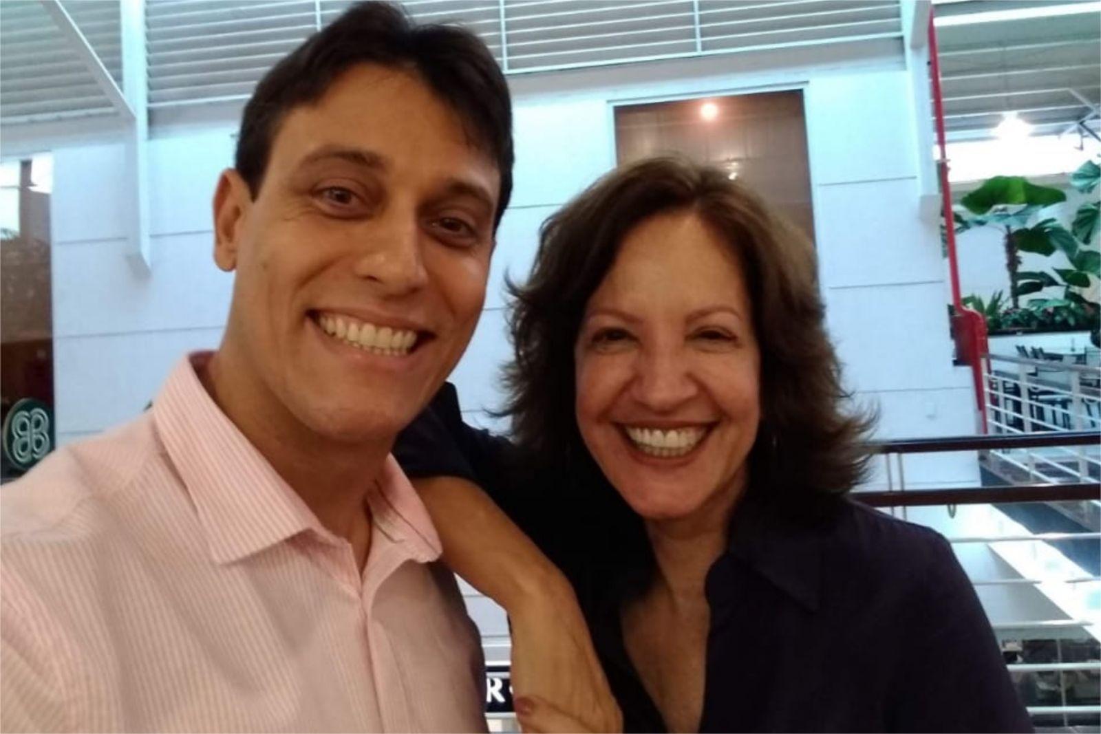 Imperdível: jornalista e escritora Leila Ferreira em live com Leoni Diniz