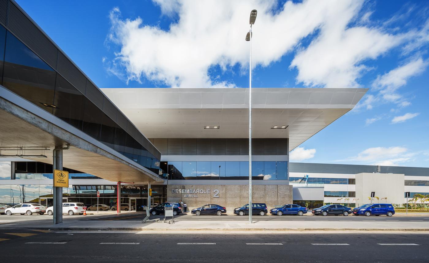 Embarques no Aeroporto de Confins terão reconhecimento facial