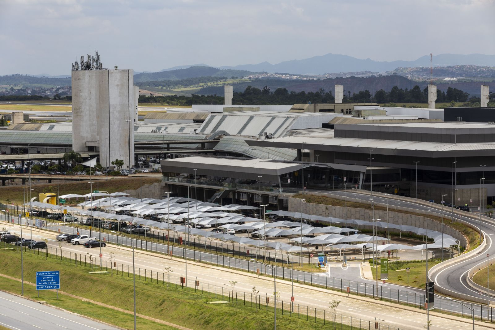 Primeiro Aeroporto Industrial do país será inaugurado amanhã no Aeroporto Internacional de BH