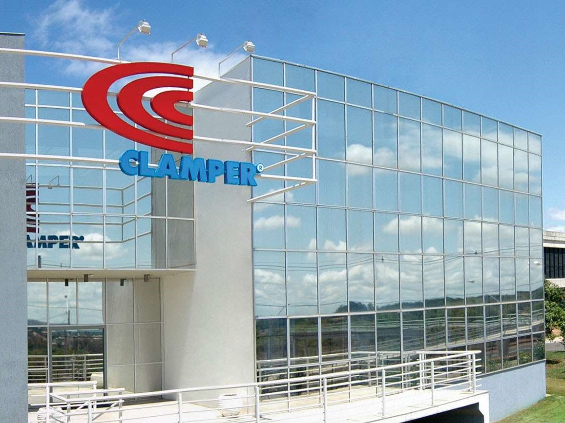 Clamper: primeira empresa a se instalar no Aeroporto Industrial