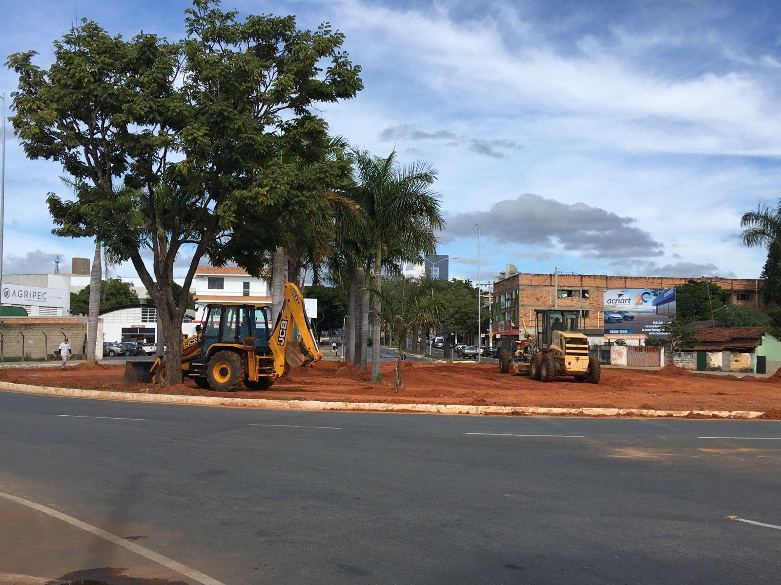 Moradores de Lagoa Santa questionam obras em plena pandemia