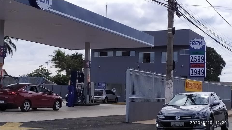 Novo posto de combustível é aberto em Lagoa Santa