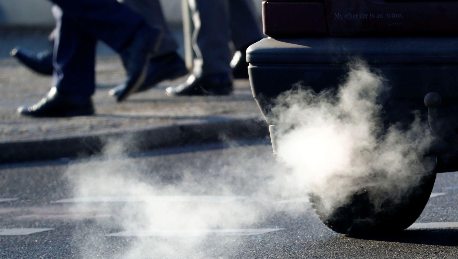 Poluição do ar diminui na Região Metropolitana de BH