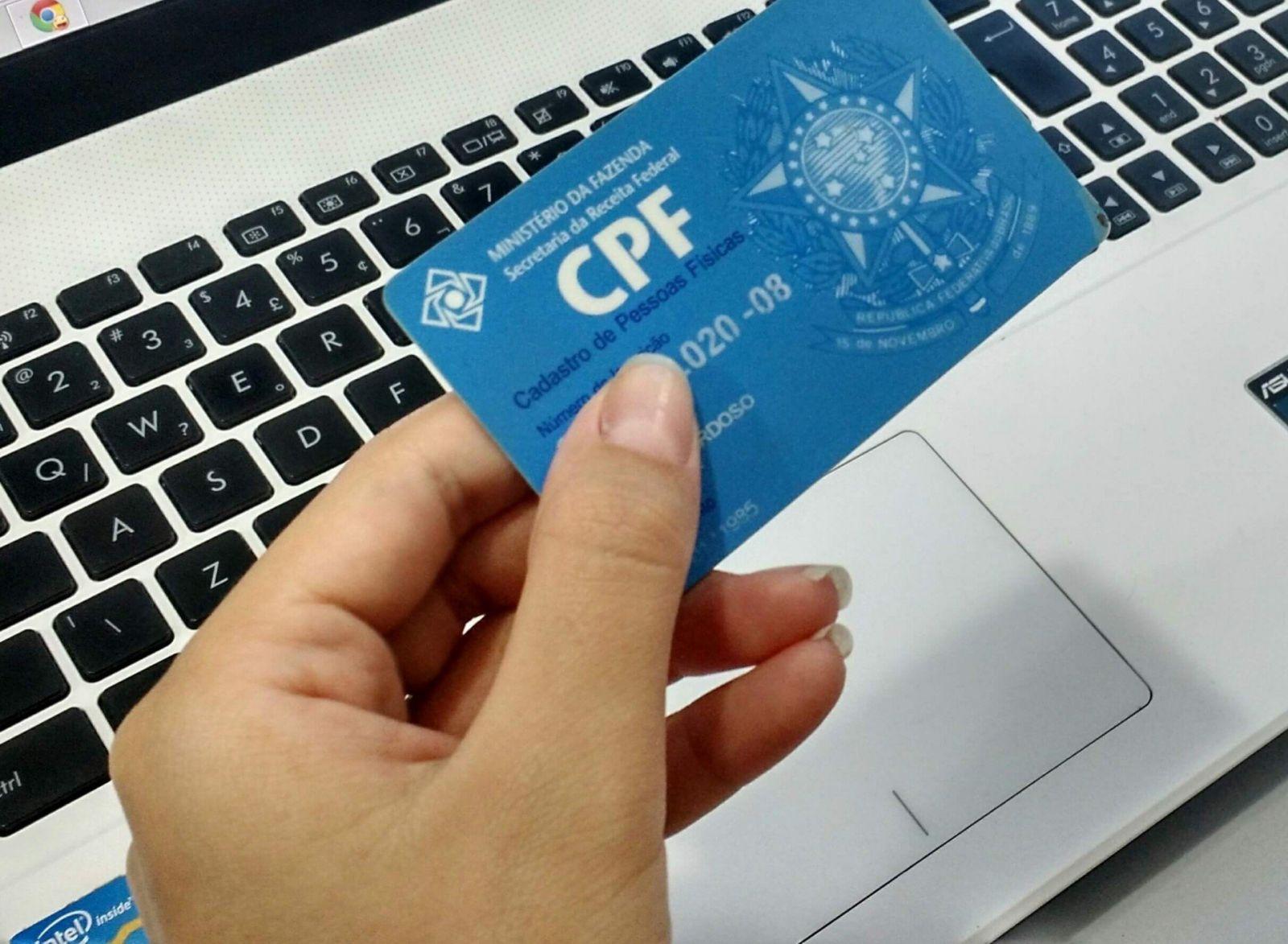 Receita Federal lança aplicativo CPF digital