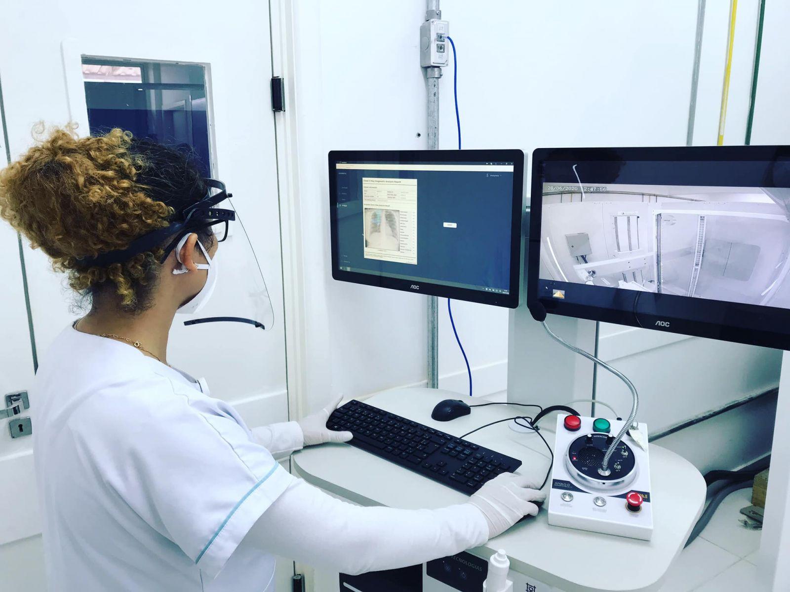 Covid-19: Centro de testagem começa a funcionar em Lagoa santa