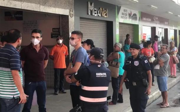 Pedro Leopoldo volta a fechar comércio não essencial
