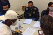 Jogador Cazares se antecipa e presta depoimento à Polícia Civil