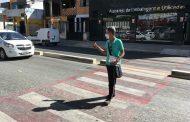 Como os motoristas de Lagoa Santa têm tratado os pedestres da cidade? Dê a sua opinião!