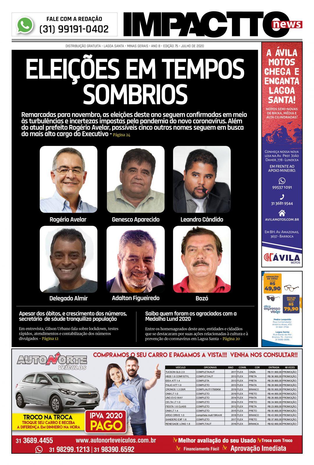 Edição 75 - Jornal Impactto News!