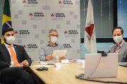 Zema solicita prorrogação do estado de calamidade pública em Minas até o fim de 2020