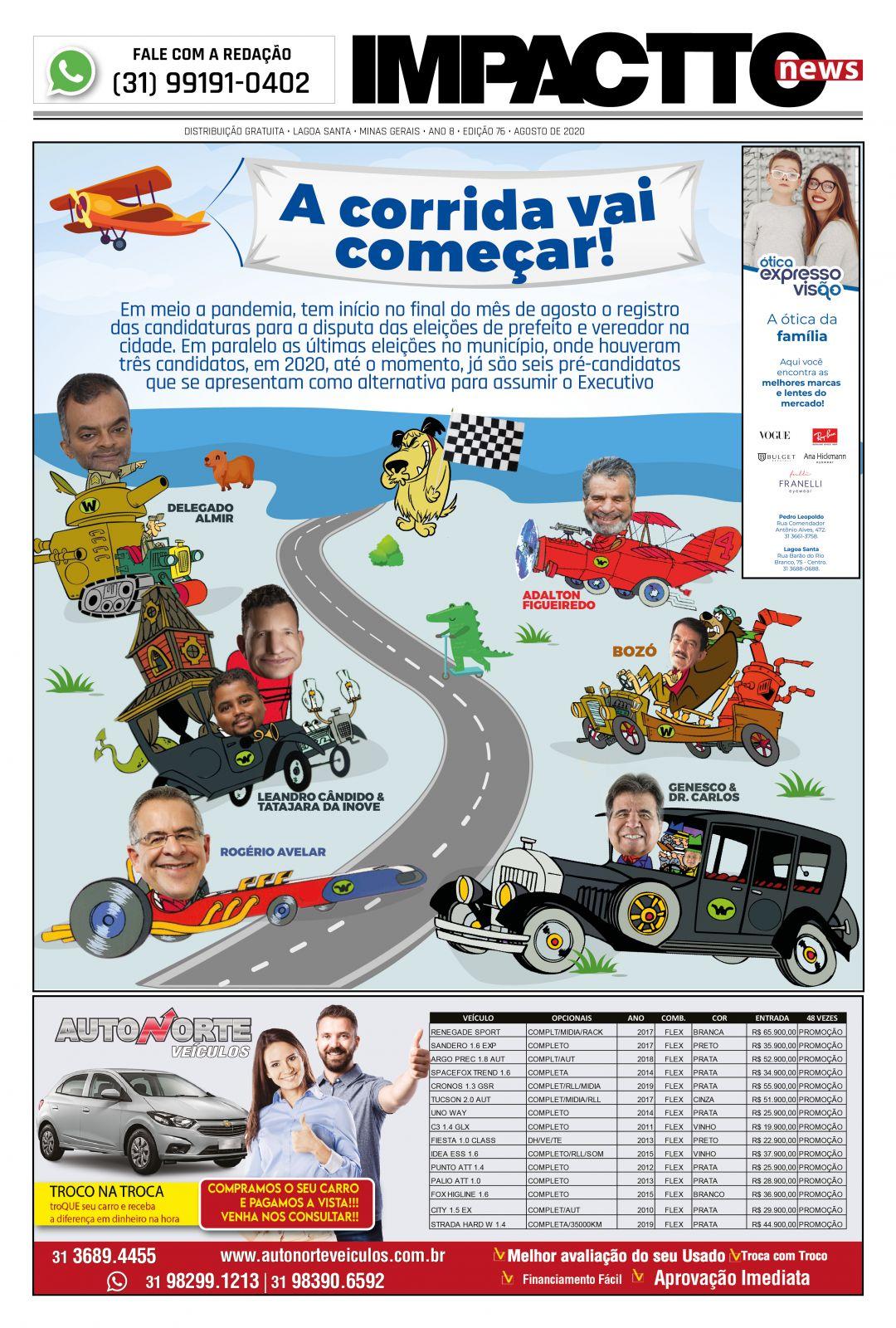 Edição 76 - Jornal Impactto News!