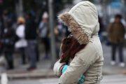 Massa de ar frio deve derrubar temperatura no final da semana