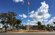 Bandeira de Lagoa Santa ganha destaque em monumento!