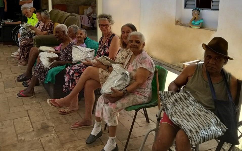 Vaquinha em prol do Lar dos Idosos São Vicente de Paulo segue até 13 de setembro!