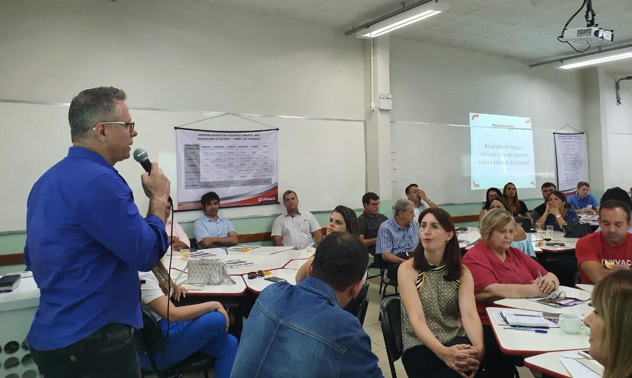 Fabiano Moreira é selecionado para avaliar cursos superiores no Brasil