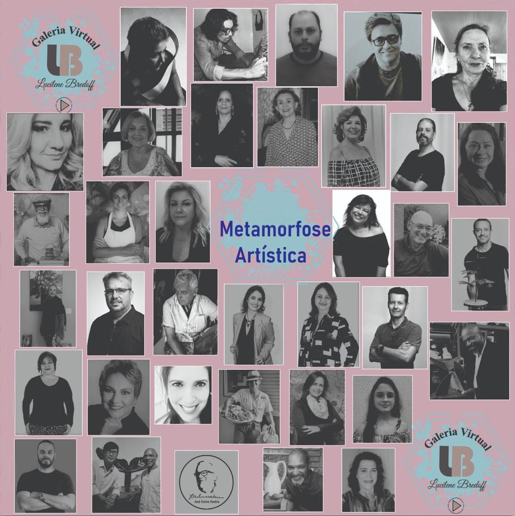 Galeria Virtual LB inova no mercado das artes agraciando artistas plásticos nacionais