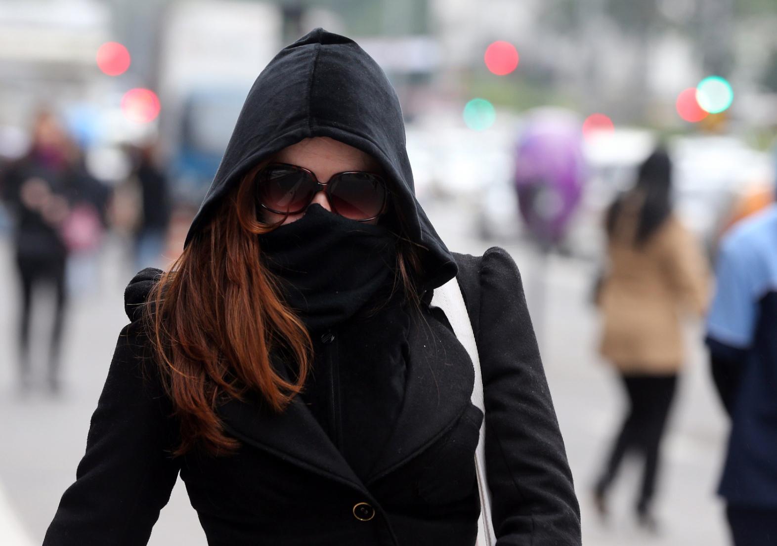Frente fria avança e faz temperatura despencar nos próximos dias
