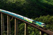 Trem de passageiros que liga BH a Vitória volta a operar em setembro